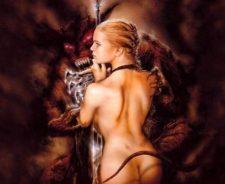 Fantasy Women Art Sex