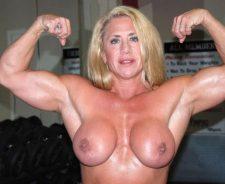 Female Mature Muscle Women