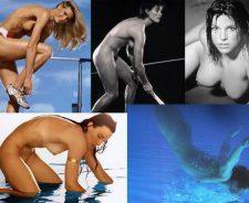 Female Olympic Athletes Nude