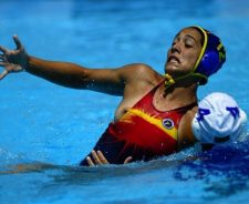 Female Water Polo Nipple Slips
