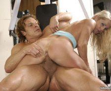 Fitness Gym Instructor Porn