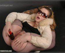 Flexible Girl Dildo