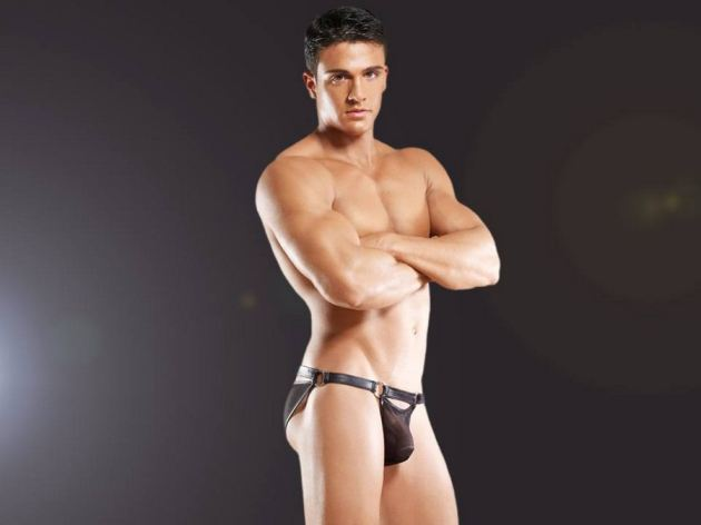 Full Male Nude Underwear Models
