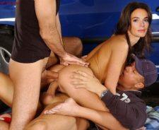 Gabrielle Anwar Nude Porn