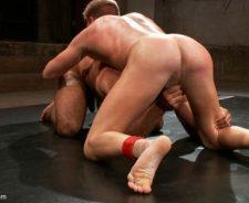 Gavin Waters Gay Porn Wrestling