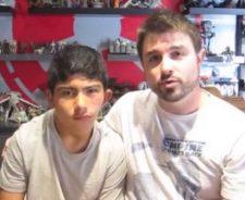 Gay Dad And Son Porn
