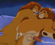 Gay Furry Porn Lion King Simba