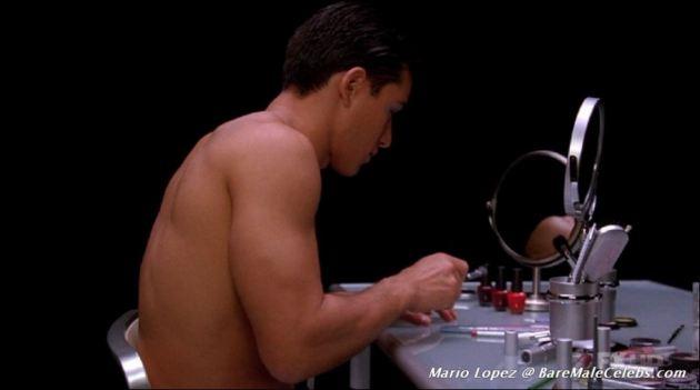 Gay Mario Lopez Naked