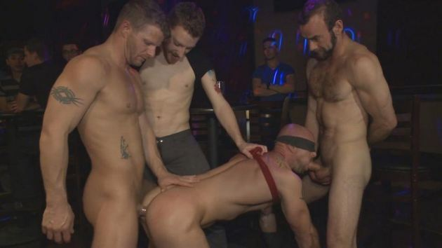 Gay Men Tied And Used