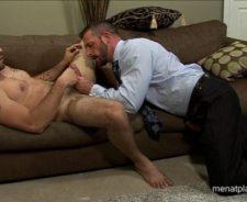 Gay Porn Morgan Black Suit Images