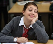 Georgia From Angus Thongs And Perfect Snogging