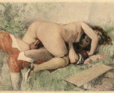 German Erotic Art