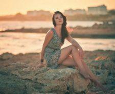 Girl Beach Dress
