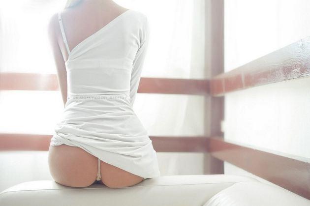Girl Panties Sexy Ass Mood