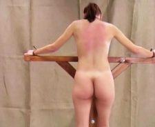Girl Spanked Tina Fey