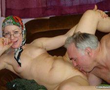Grandpa and grandma fucking