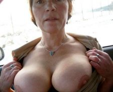 Granny Grandma Big Tits Boobs