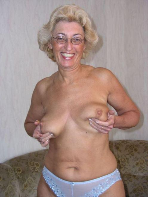 Granny grandma mature nude