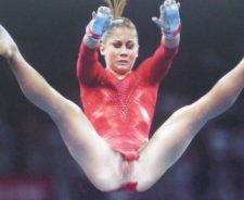 Gymnast Accidental Nudity Pussy