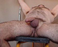 Hairy Naked Dad And Son