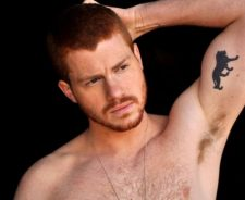 Hairy Redhead Nude Ginger Male Models