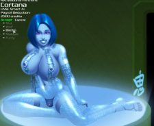 Halo Cortana Hentai Porn