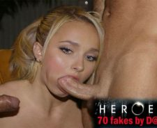 Hayden Panettiere Sucking