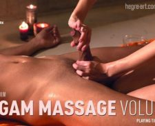 Hegre Art Lingam Massage