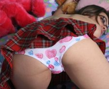 Hello Kitty Daddy Daughter Panties