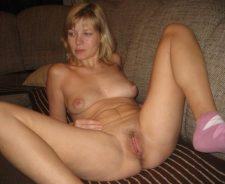 Horny Amateur Pussy Spread Wide
