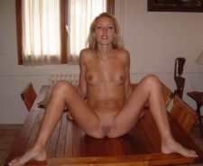 Hot Amateur Milf Posing