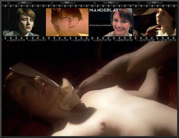 Hot Bryce Dallas Howard Nude