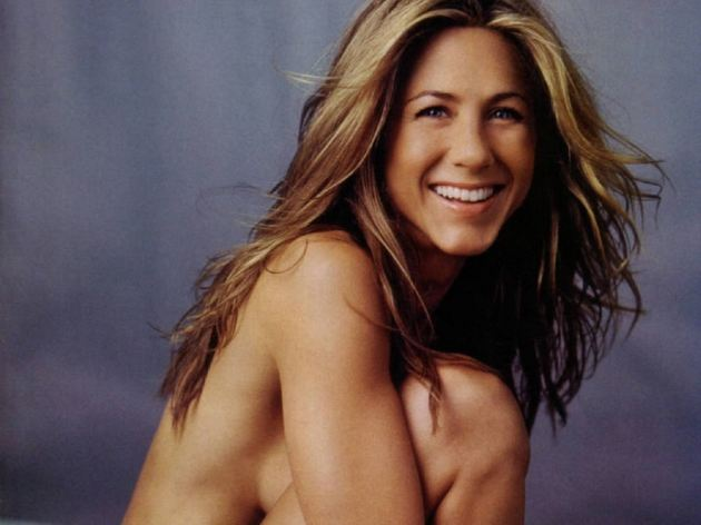 Hot Jennifer Aniston Naked