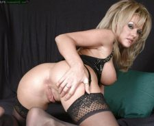 Hot Mature Cougar Wife