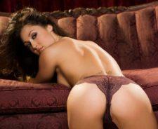 Hot Model Showing Her Ass