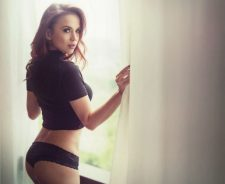 Hot Perfect Model Ass