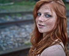 Hot Redhead Girls With Freckles