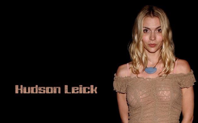 Hudson Leick Nude