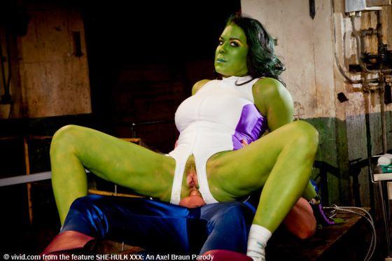 Hulk Porn Parody Xxx