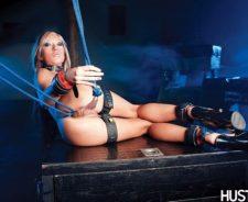 Hustler Taboo Magazine Bondage
