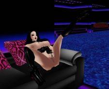 Imvu Goth Girl Horny