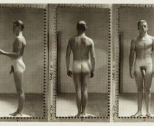 Ivy League Nude Posture