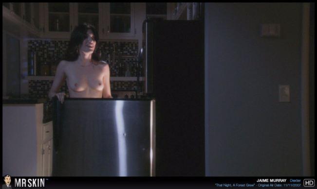 Jaime Murray Nude Dexter
