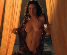Jaime Murray Spartacus Nude