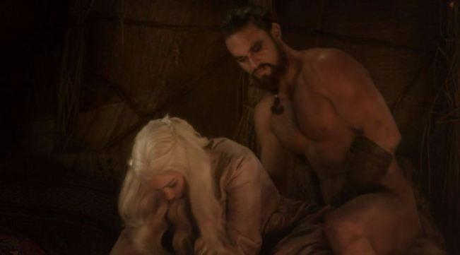 Jason Momoa Game Of Thrones Nude