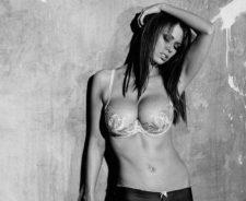 Jenna Jameson Wearing Hot Bra