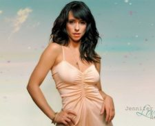 Jennifer Love Hewitt In Formal Dress