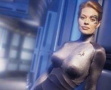 Jeri Ryan Seven Of Nine Star Trek