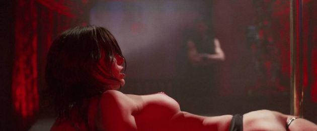 Jessica Biel Celebrity Topless Stripper