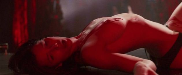 Jessica Biel Nude Tits Sex Scene